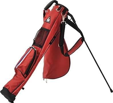 le coq sportif(ルコックスポルティフ) ゴルフ メンズクラブケース QQ5039 (R358)レッド F