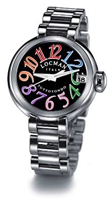 Locman Tuttotondo Mid-size Bracelet Watch
