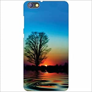Huawei Honor 4X Back Cover - Silicon Fresh Nature Designer Cases
