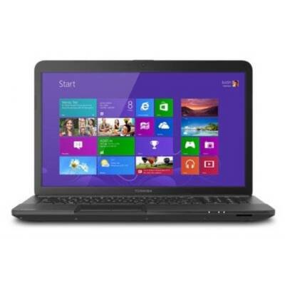 Toshiba Satellite C875D-S7330 17.3 LED Notebook AMD A4-4300M 2.5 GHz 4GB DDR3 500GB HDD DVD SuperMulti drive AMD Radeon HD 7420G Windows 8 Satin Shameful Trax