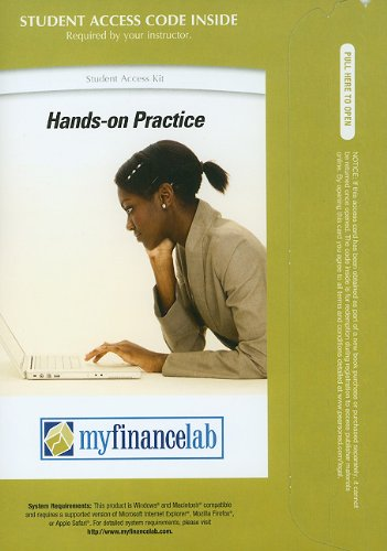MyFinanceLab with Pearson eText -- Access Card -- for...