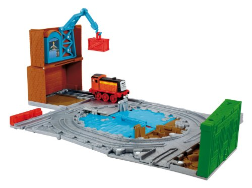Thomas the Train: Take-n-Play Brendam Docks