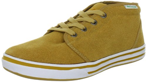 Dunlop Magister Hi Wheat Trainers Womens Brown Braun (Wheat) Size: 4 (37 EU)