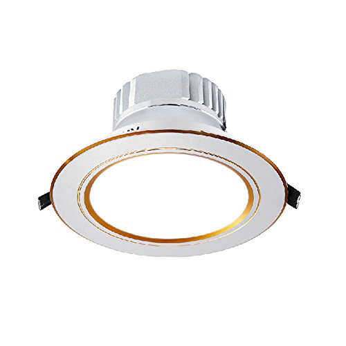 Generic Led Lights 3W Warm White Led Downlight Recessed 30W Halogen Bulb Replacement