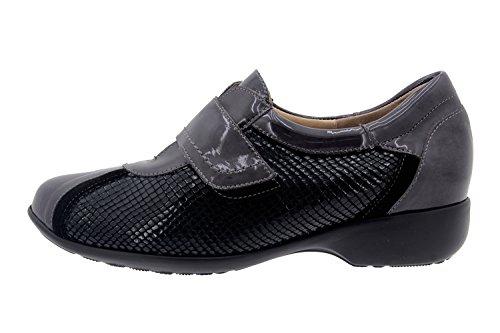 Scarpe donna comfort pelle Piesanto 3686 scarpe casual comfort larghezza speciale
