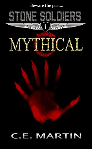 Mythical (Stone Soldiers #1) | freekindlefinds.blogspot.com