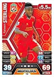 Match Attax 2013/2014 - Liverpool - #152 Raheem Sterling Base Card