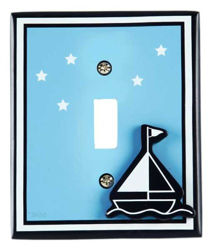 Nautica Kids William Switch Plate Cover