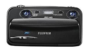 Fujifilm FinePix Real 3D W3 Digital Camera with 3.5-Inch LCD by FUJIFILM