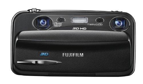 FUJIFILM 3Dデジタルカメラ FinePix REAL 3D W3 ...