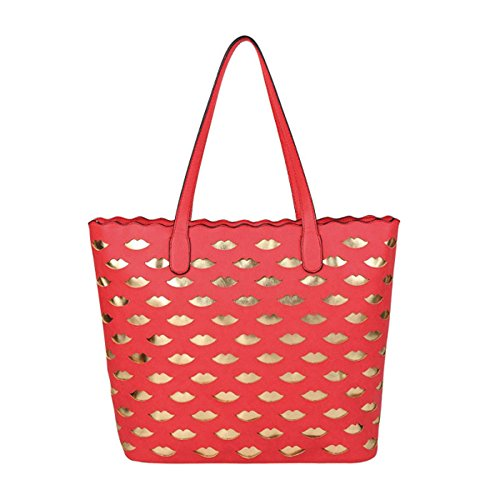 melie-bianco-violet-laser-cut-lip-tote-red