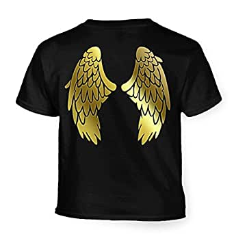 Golden Angel Costume Kids T-shirt