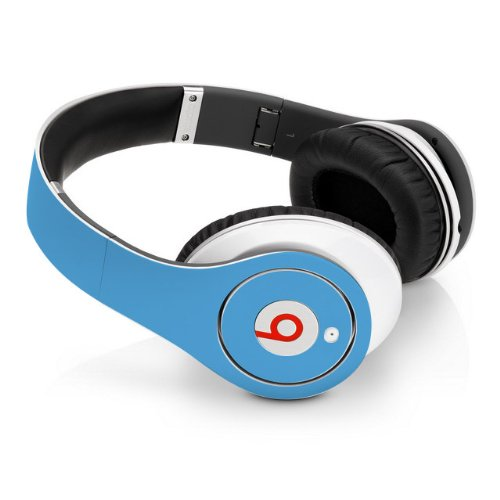 Beats Studio Full Headphone Wrap In Light Blue (Headphones Not Included)