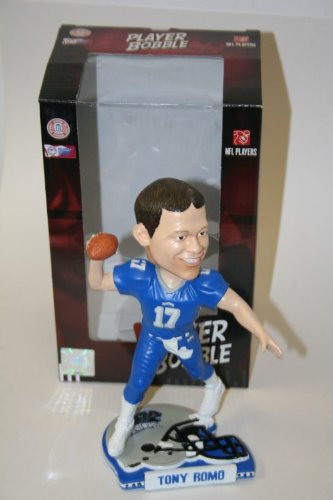 College Star Bobble - Tony Romo #17 at Amazon.com