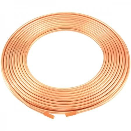 """None 6363204859800 Copper Refrigeration Tubing (1/4"""") [Electronics] front-610140"""