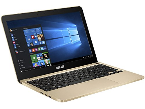 エイスース 11.6型ノートパソコン ASUS VivoBook E200HA ゴールド(KINGSOFT Office 2013 Standard) E200HA-GOLD