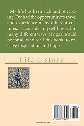 My Autobiography: Life history