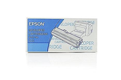 Epson EPL 6200 DTN - Original Epson C13S050166 - Cartouche de Toner Noir - 6000 pages