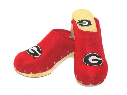 Cheap Georgia Bulldogs Red Clogs (B00138NUKK)