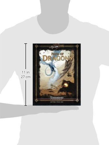 Path of Dragons: Volume 1 (Mythic Paths)