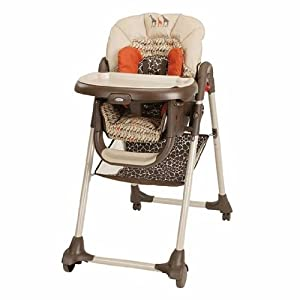 Amazon.com: Graco Cozy Dinette Highchair in Sahara: Baby