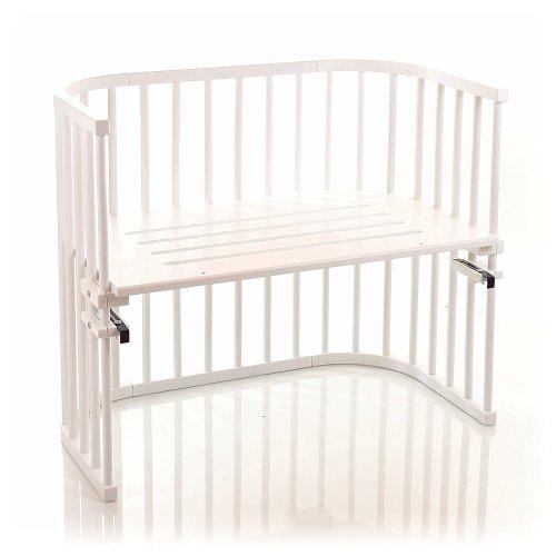 babybay-maxi-160102-Beistellbett-Baby-Bettchen-Das-Groe-wei-lackiert