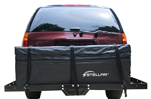 STELLAR 10102 Expandable Waterproof Cargo Bag for Hitch Baskets (Pro Series Cargo Carrier Bag compare prices)