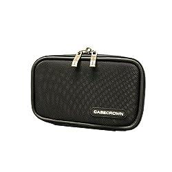 CaseCrown Double Memory Foam Case (Nylon) for 2.5 Inch Hard Drive