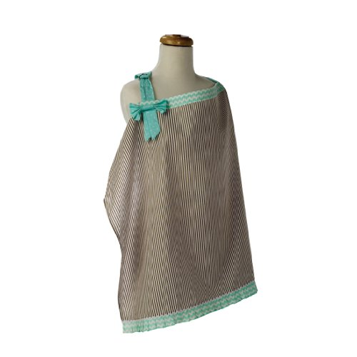 Cheap Trend Lab Cocoa Mint Nursing Cover