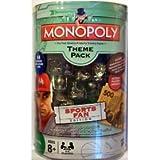 Monopoly Theme Pack Sports Fan Edition