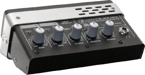 Mackie Onyx Blackjack Premium 2x2 USB Recording