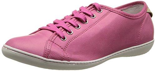 TBS Derby scarpe da donna, colore: Ciliegia , Rosa (Pink (Rosa)), 38,5 EU-39 EU
