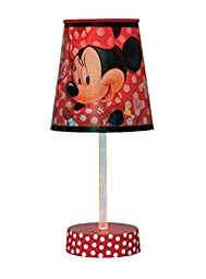 Disney Minnie Mouse Lamp