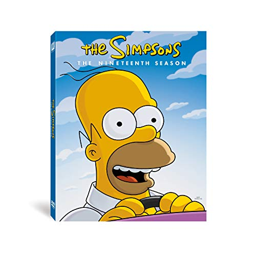 DVD : Simpsons: Season 19 (4 Discos)