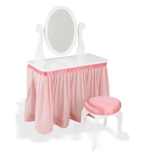 Cheap Kidkraft Pink My Sweet Princess Vanity And Stool Set