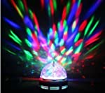 LED Full colour Crystal Auto Rotating...
