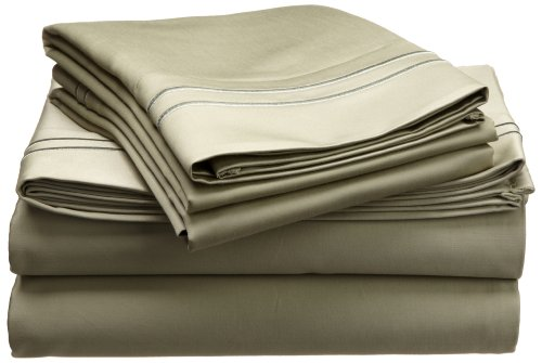 Egyptian Cotton 1600 Thread Count Oversized Full Sheet Set ...