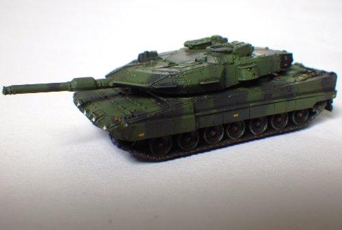 スウェーデン軍 Strv.122 主力戦車  スウェーデン軍三色迷彩