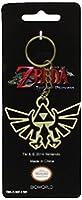 Legend of Zelda Triforce Keychain
