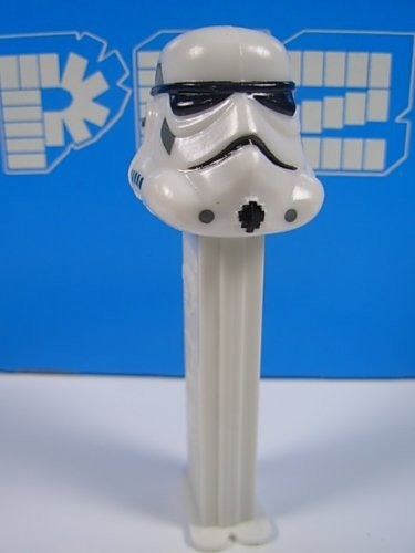 Pez Dispenser - Star Wars Storm Trooper - 1