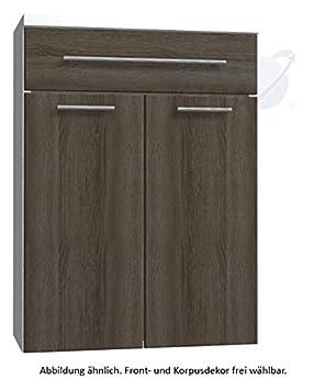 Classic Line Puris (HBA556A7W Bathroom Cabinet 60 CM
