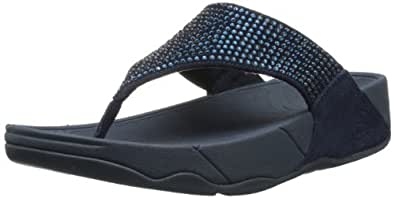 Fitflop Sandal Thong Rokkit SuperNavy 39