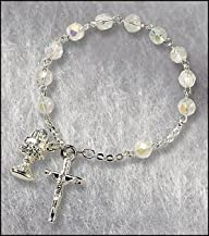 Catholic Girls Rosary Bracelet First…