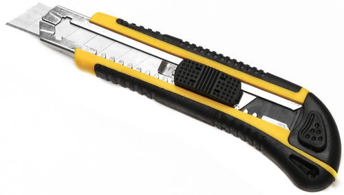 Tradespro 836328 Self-Loading Retractable Utility Knife