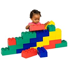 Kids Adventure Beginner Jumbo Block Set (24 Pieces)