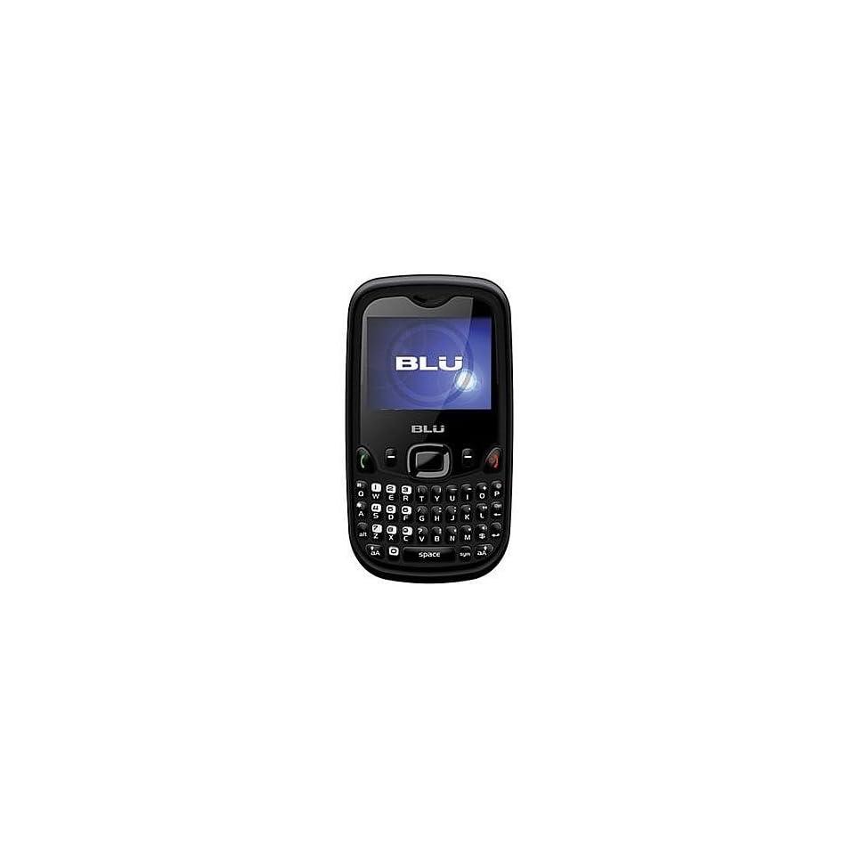 BLU Q200E Samba Elite   Unlocked Phone   US Warranty   Retail Packaging   Black