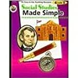 img - for Social Studies Made Simple, Grade 5 by Q L Pierce (2001-09-11) book / textbook / text book