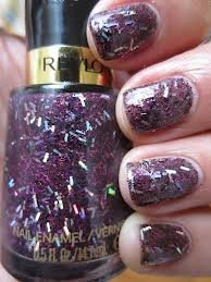 Revlon Limited Edition Just Add Sparkle for Holiday 2012 Collection Nail Enamel - Brilliant Bordeaux by Revlon