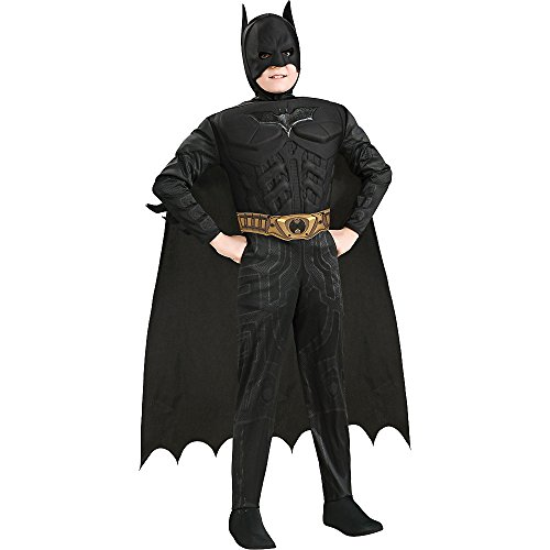 Batman-Dark-Knight-Deluxe-Muscle-Chest-Batman-Child-Costume-Black