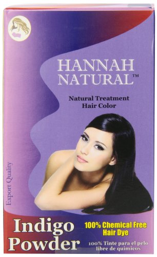 Hannah-Natural-100-Pure-Indigo-Powder-for-Hair-Dye-100-Gram
